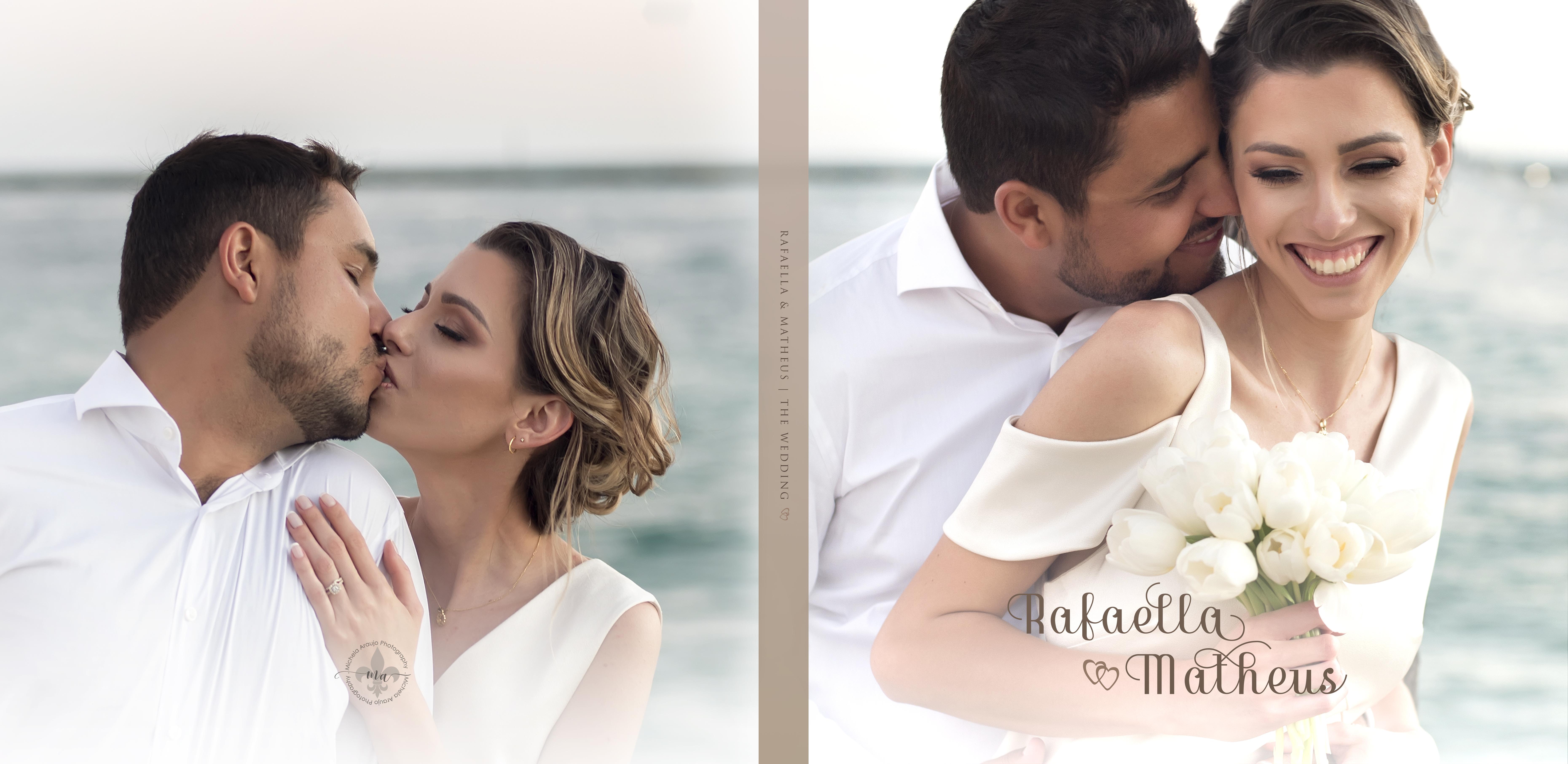 Álbum Rafaela & Matheus 001 (Sides 1-2)